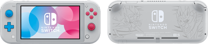 Nintendo Switch Lite: Pokémon Sword & Shield