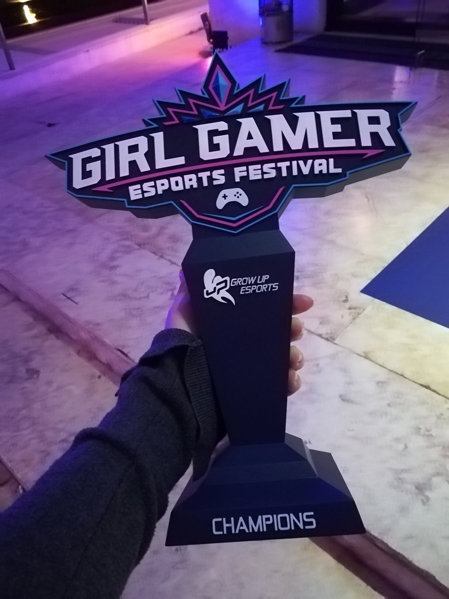 Zombie Unicorns Campeonas del Girl Gamer eSports Festival - Copa
