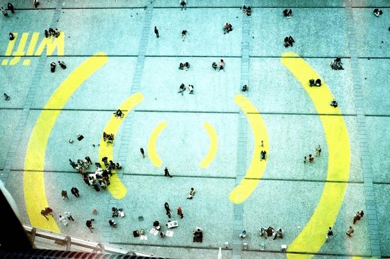 Procura no conectarte a redes de manera automática.